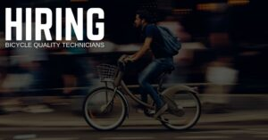 Bicycle Quality Technician Jobs