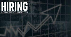 Lead Finance Analyst Jobs