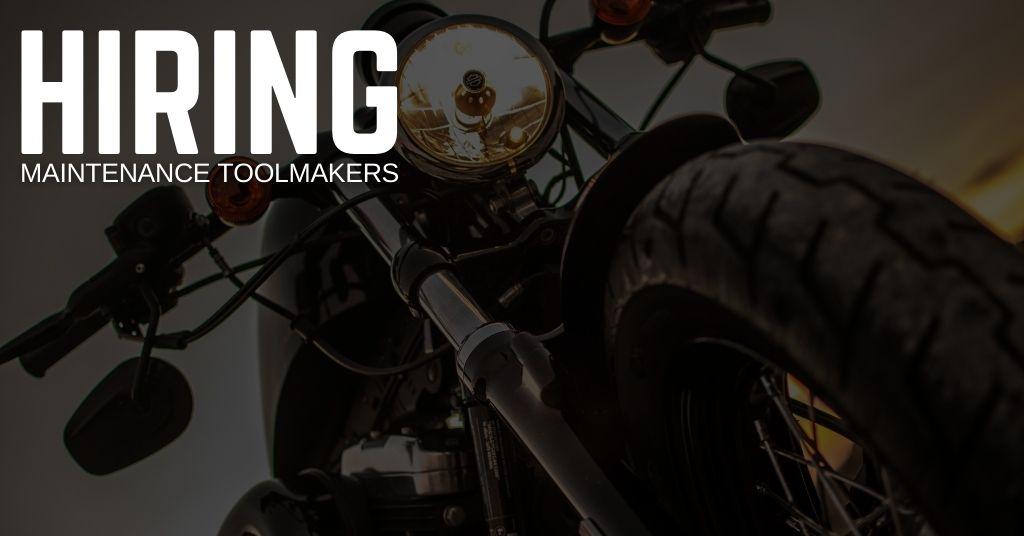 Maintenance Toolmaker Jobs