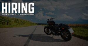 Senior Motorcycle Design Engineer Jobs