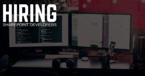 Sharepoint Developer Jobs