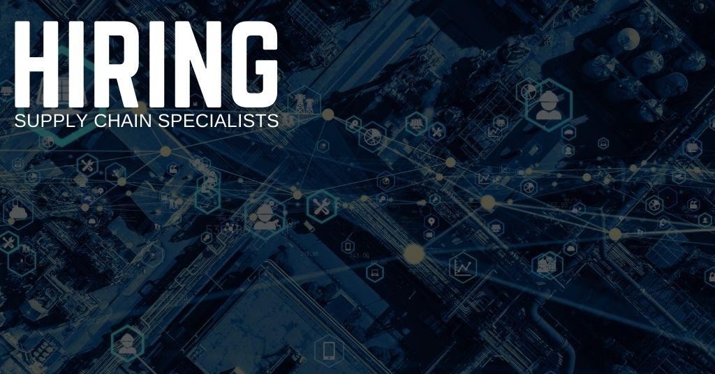 Supply Chain Specialist Jobs
