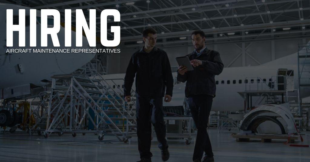 Aircraft Maintenance Representative Jobs