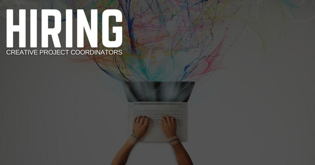 Creative Project Coordinator Jobs