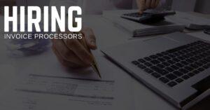 Invoice Processor Jobs