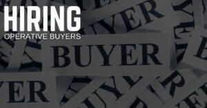 Operative Buyer Jobs