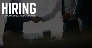 Purchasing Associate Jobs